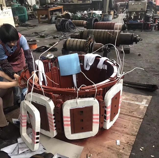 山东电机维修